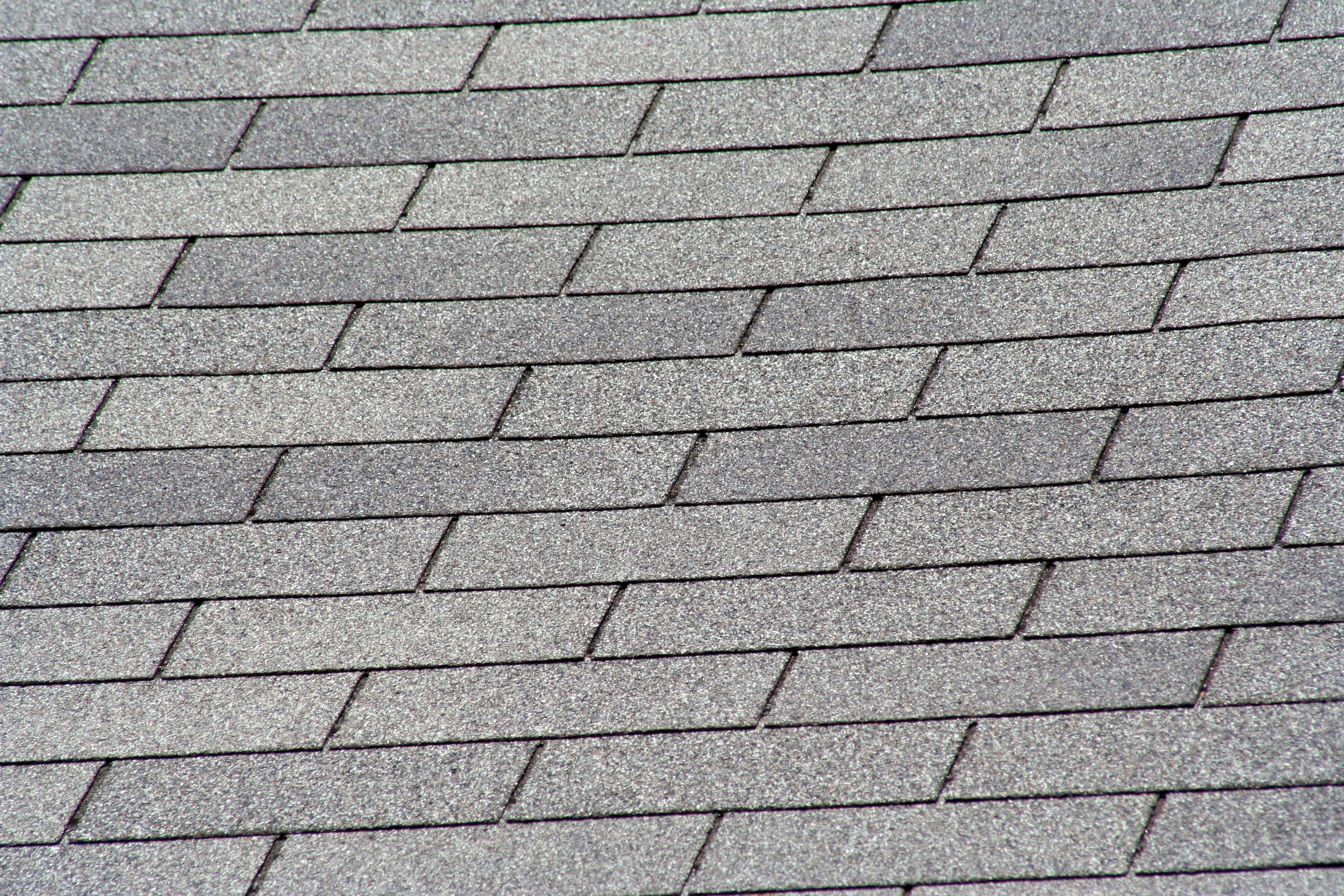 shingles on a roof